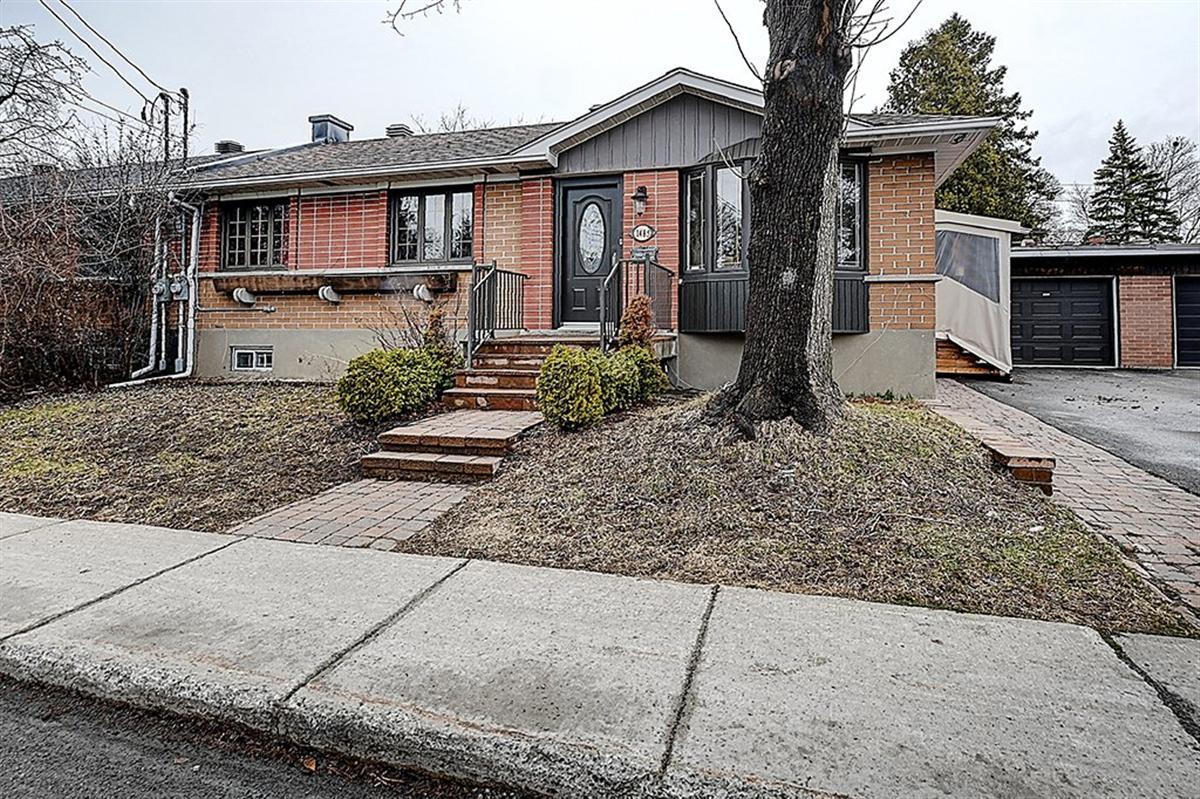 Linge De Maison Montréal maison de plain-pied À vendre