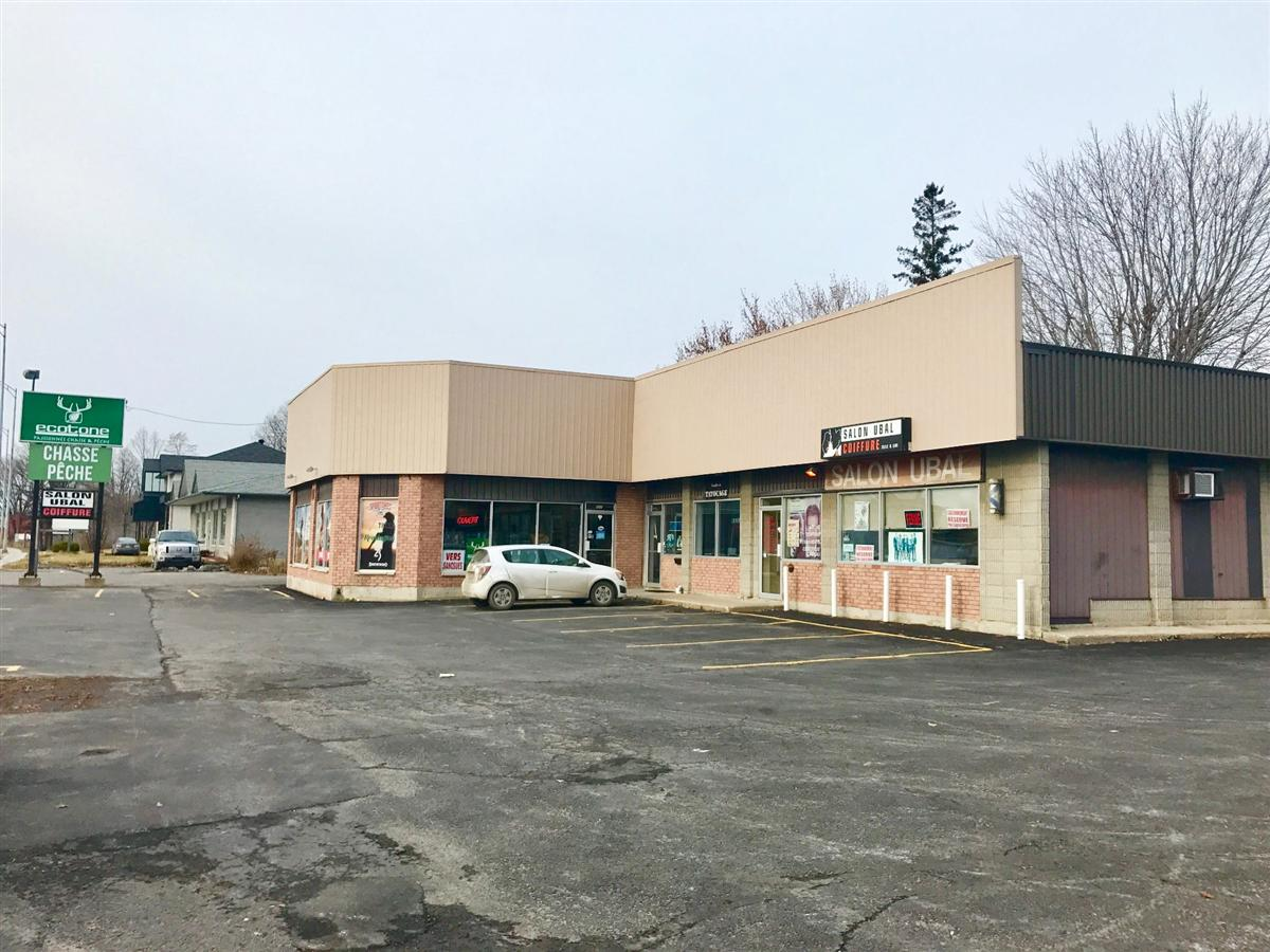 Commercial Rental Space/Office Gatineau (Gatineau)   Frontage
