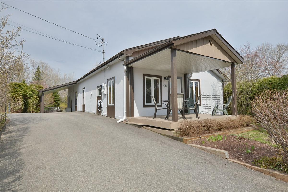 Maison De Plain Pied Saint Donat   Façade